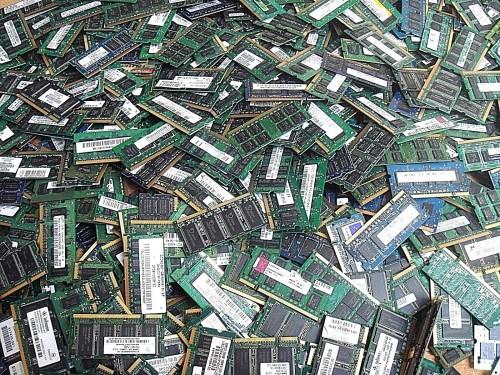 Mémoire SODIMM DDR2 PC3200 512Mo - M9
