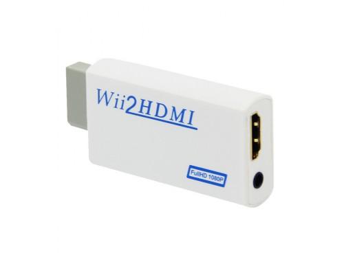 Adaptateur HDMI pour NITENDO WII