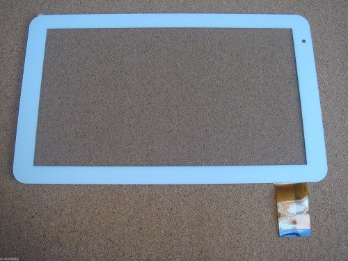 "Vitre tactile 10"" pour tablette POLAROID MID1045 (version 1) - 18375"