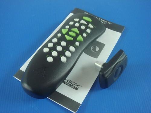 Télécommande DVD pour XBOX 1ere génération