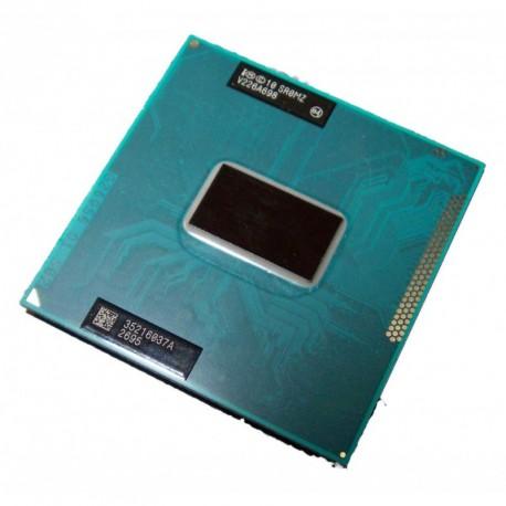 Processeur Intel Core i5-2450M 2.5Ghz ( SR0CH )
